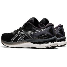 asics Gel-Nimbus 23 Shoes Men, black/white